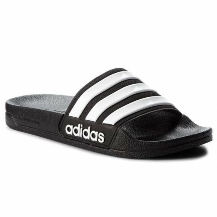 Adidas Adilette Shower fekete papucs