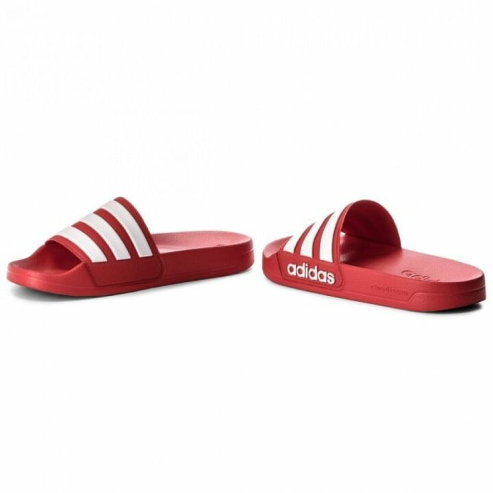 Adidas Adilette Shower piros férfi papucs