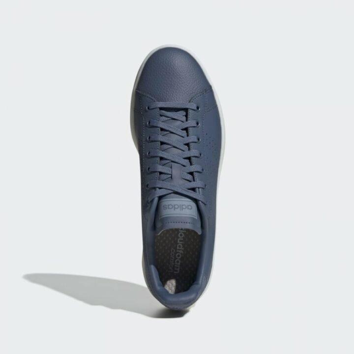 Adidas Advantage kék férfi utcai cipő