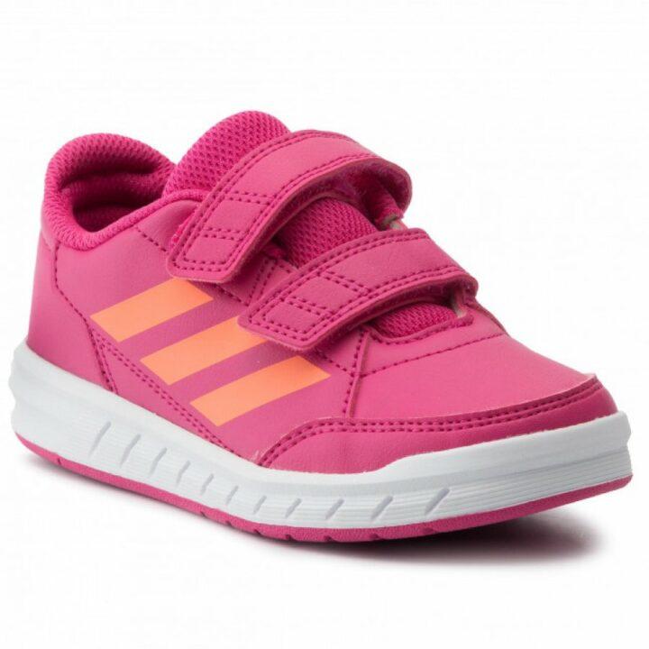 Adidas Altasport CF K rózsaszín lány utcai cipő