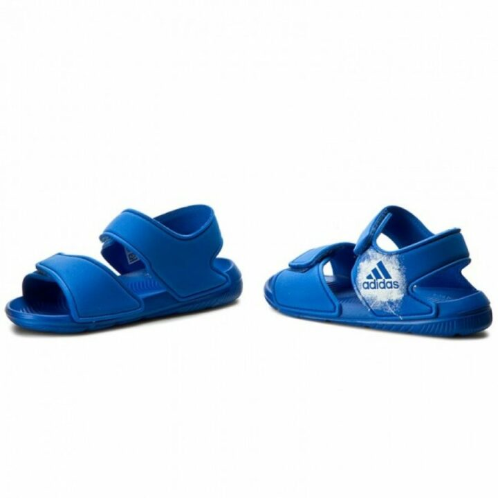 Adidas AltaSwim C kék papucs
