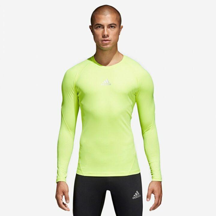 Adidas ASK SPRT LST M sárga férfi aláöltözet