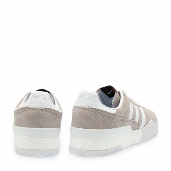 Adidas AW BBAL Soccer szürke férfi utcai cipő