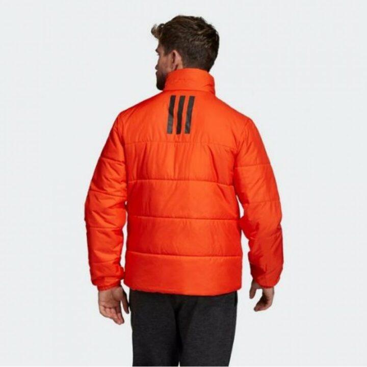 Adidas BSC 3S INS narancs férfi kabát