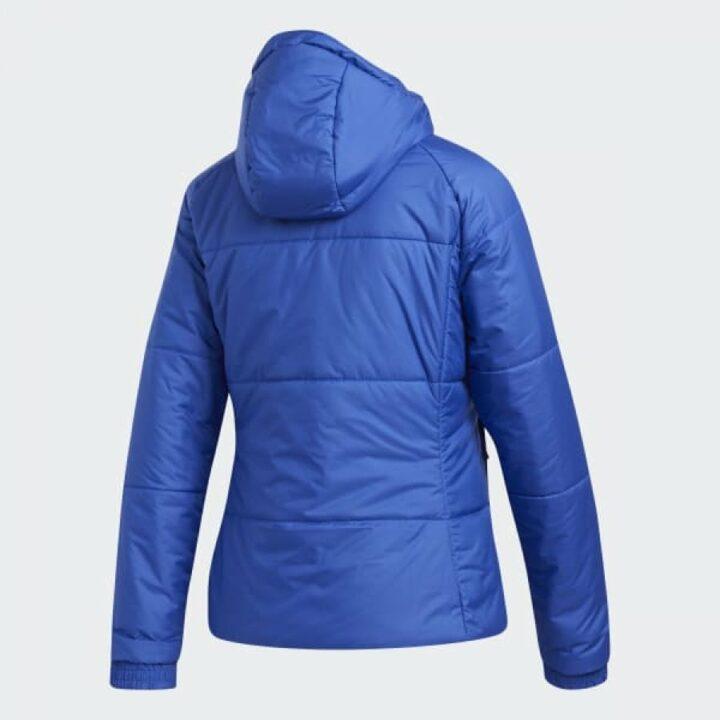 Adidas BTS Winter kék női kabát