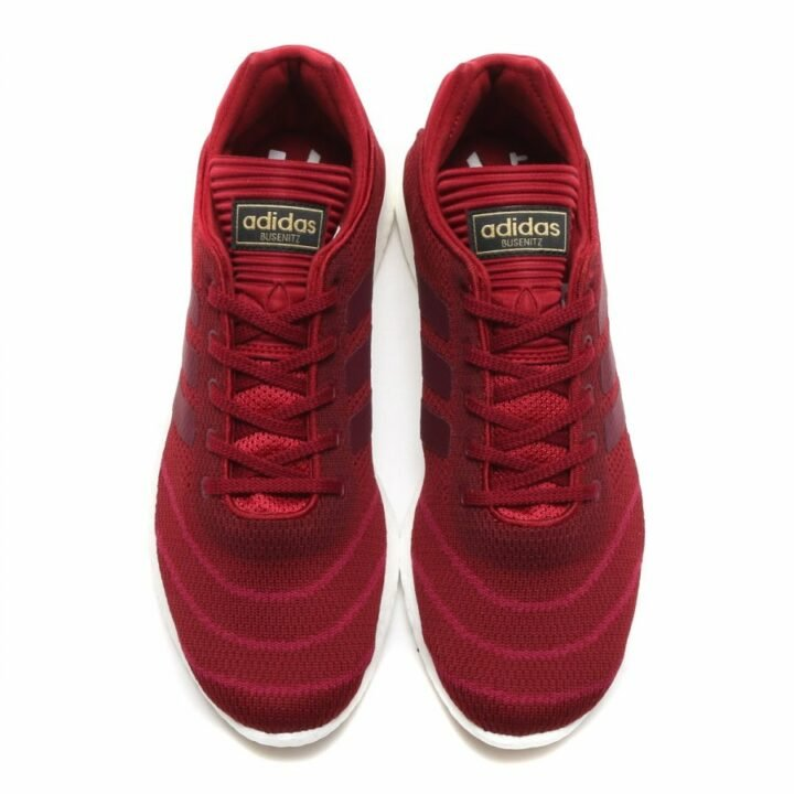 Adidas Busenitz Pure Boost PK piros férfi futócipő