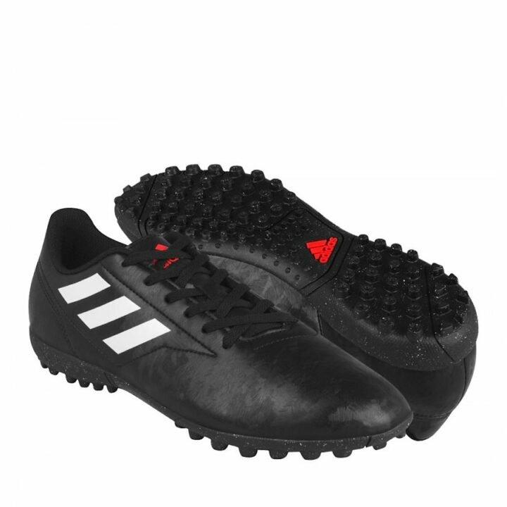 Adidas Conquisto II TF fekete férfi focicipő
