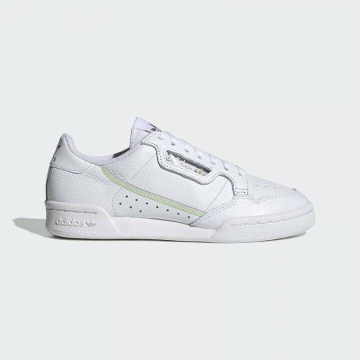 Adidas Continental 80 fehér női utcai cipő