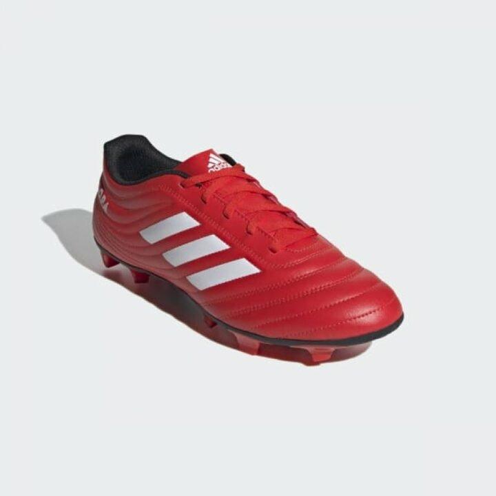Adidas COPA 20.4 piros férfi focicipő