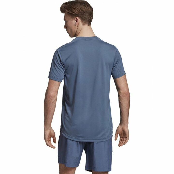 Adidas Design 2 Move kék férfi póló