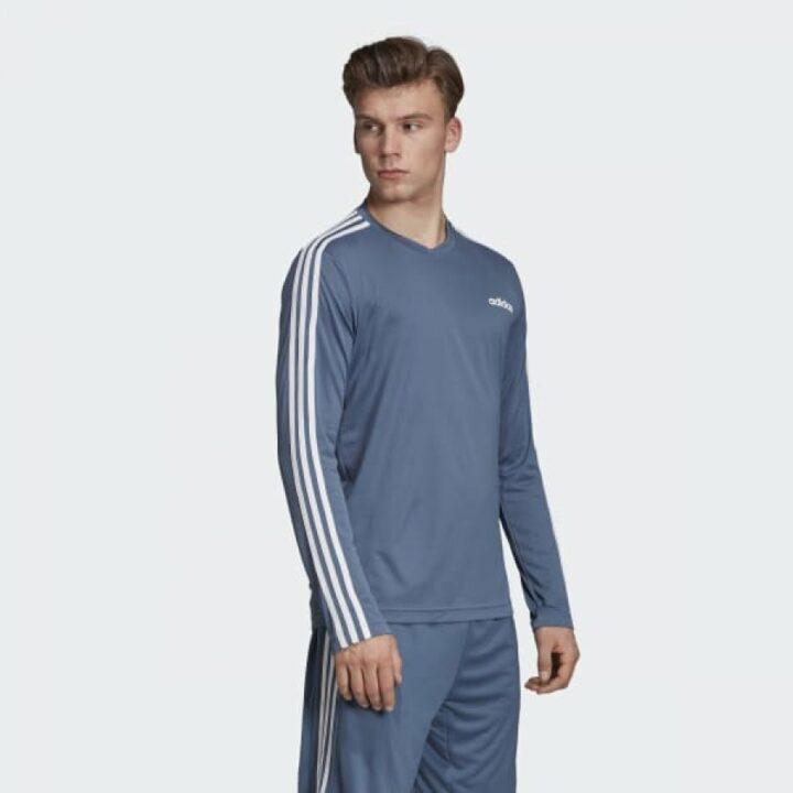 Adidas DESIGNED 2 MOVE CLIMALITE kék férfi póló