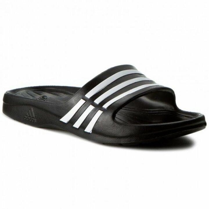 Adidas Duramo Sleek W fekete női papucs
