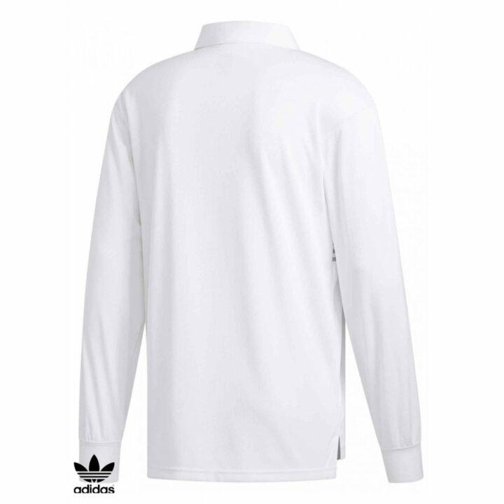 Adidas Elvtd Rugby fehér férfi póló