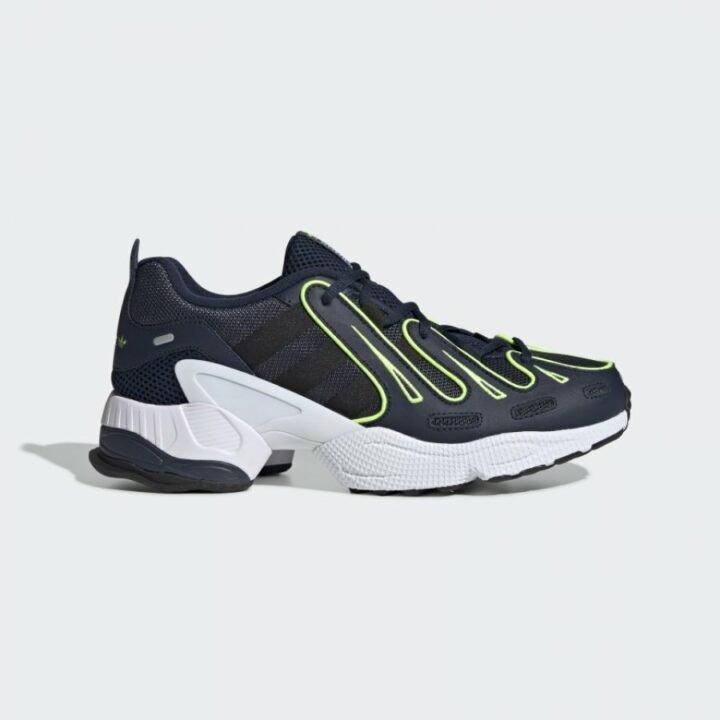 Adidas EQT Gazelle kék férfi utcai cipő