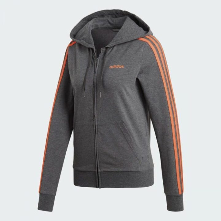 Adidas Essentials szürke női pulóver