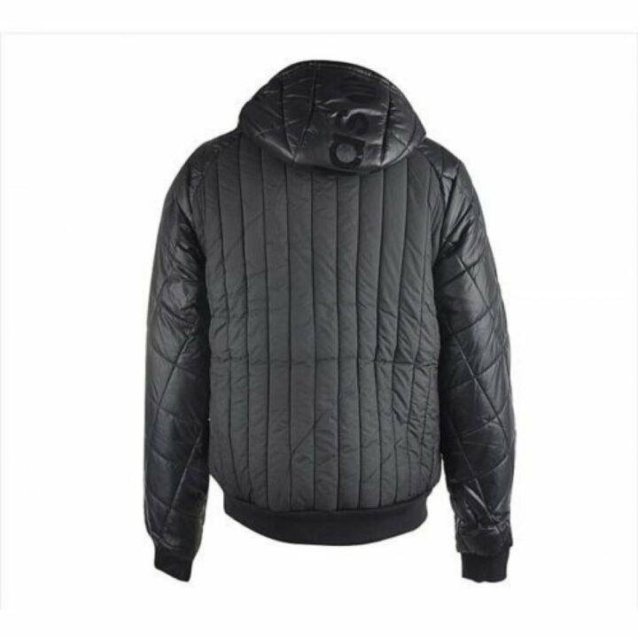 Adidas fekete férfi kabát