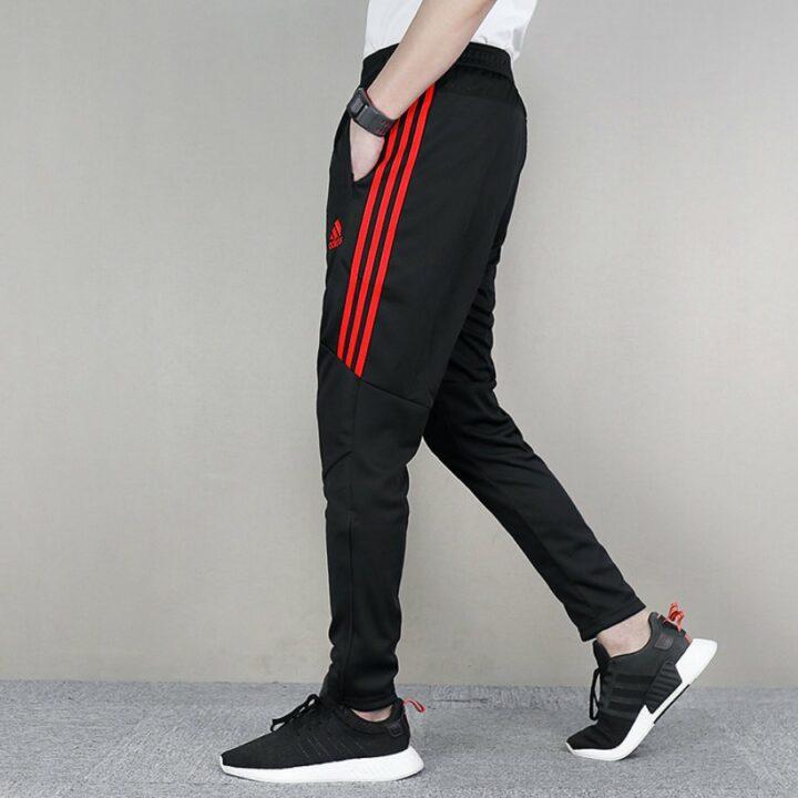 Adidas fekete férfi melegítőnadrág
