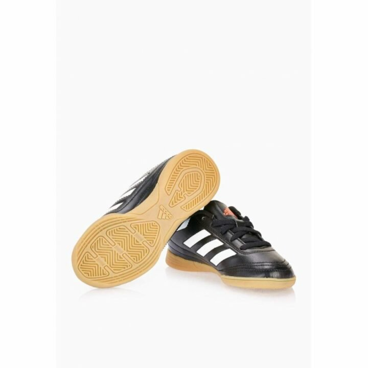 Adidas Goletto VI IN J fekete fiú teremcipő