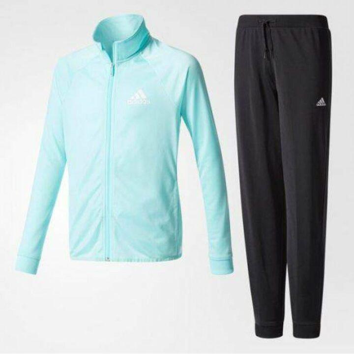 Adidas kék lány melegítő együttes