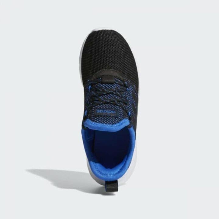 Adidas Lite Racer RBN K fekete utcai cipő