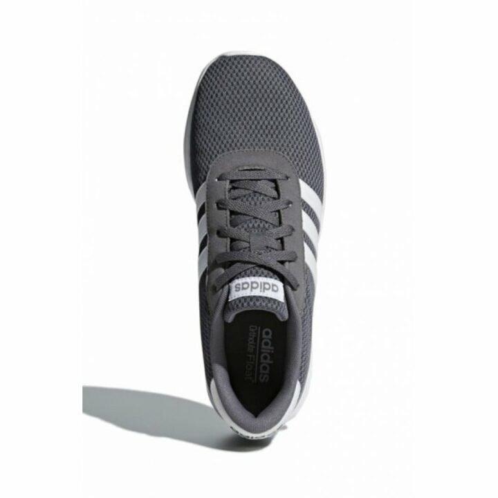 Adidas Lite Racer szürke férfi futócipő