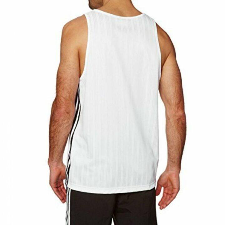 Adidas Originals fehér férfi trikó