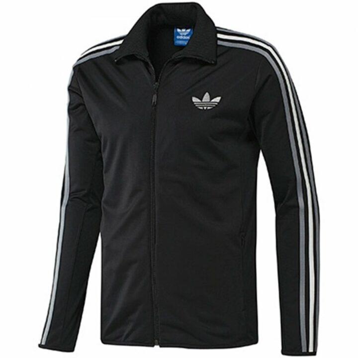 Adidas Originals fekete férfi pulóver