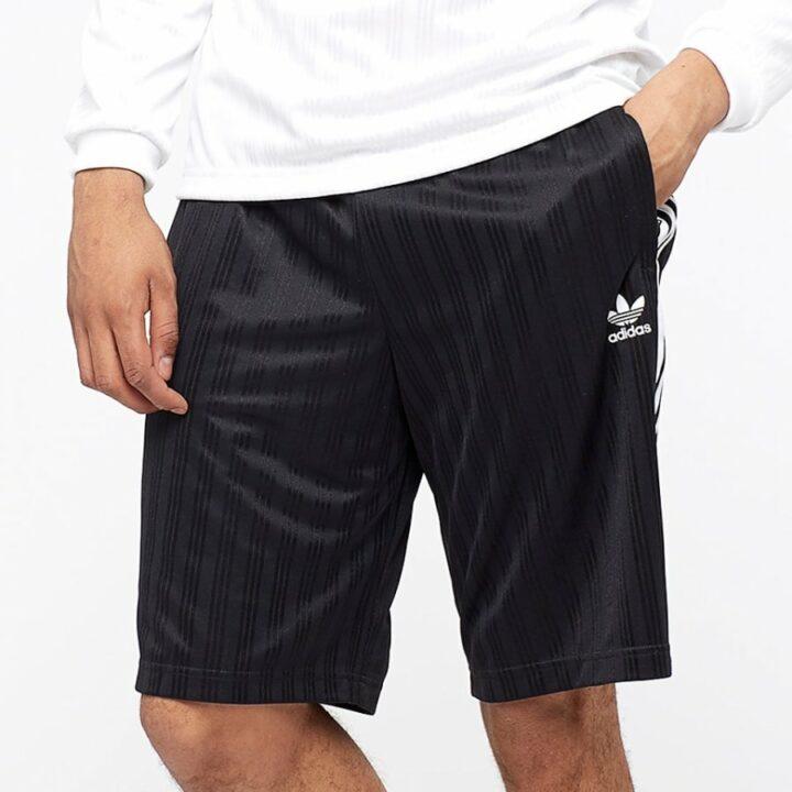 Adidas Originals fekete férfi rövidnadrág