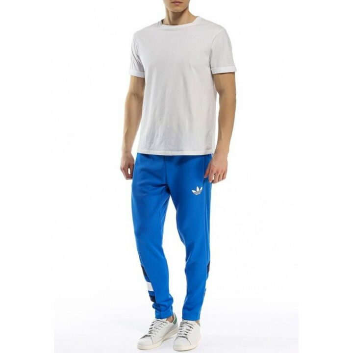 Adidas Originlas Slim kék férfi melegítőnadrág