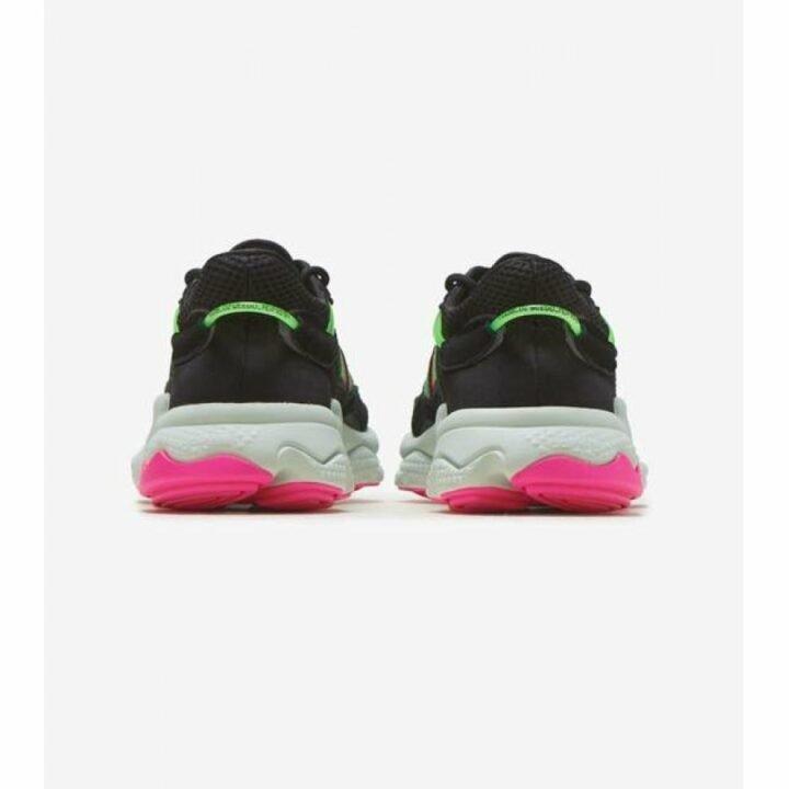 Adidas Ozweego W fekete utcai cipő