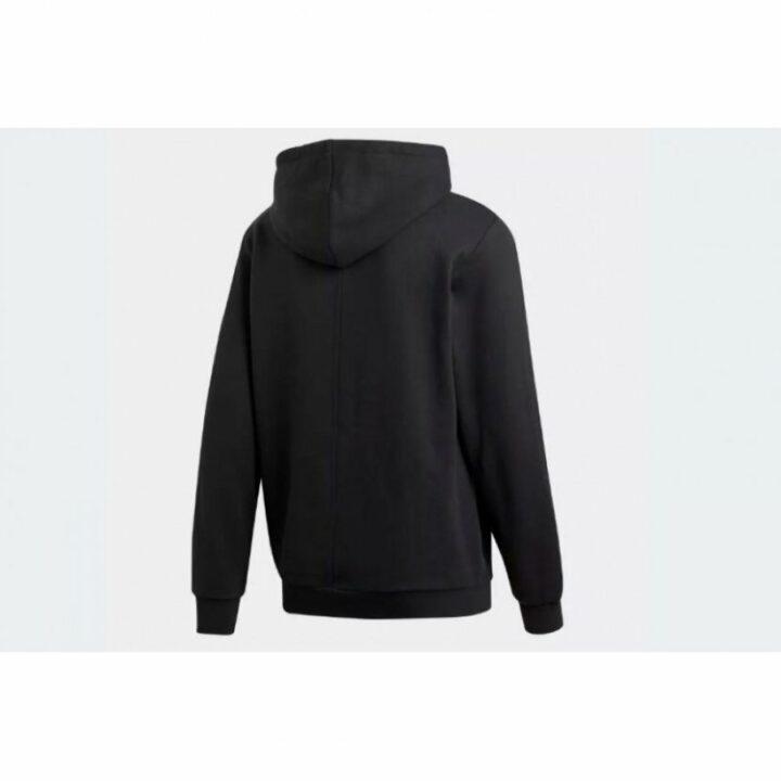 Adidas PLANETOID fekete férfi pulóver