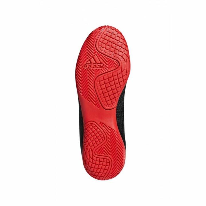 Adidas Predator Tango 18.4 IN J fekete fiú teremcipő