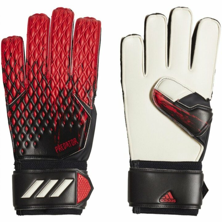 Adidas Predator20 piros férfi kapuskesztyű
