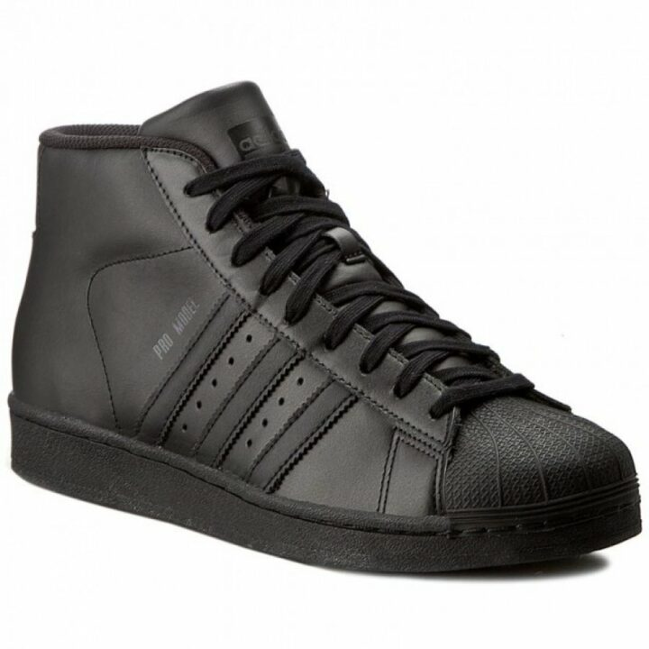 Adidas Pro Model fekete férfi utcai cipő