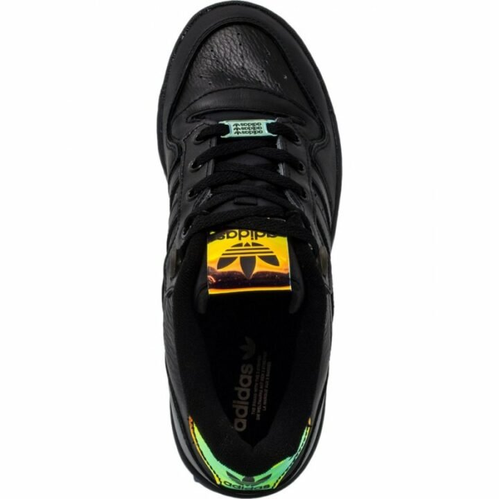 Adidas Rivalry Low fekete női utcai cipő