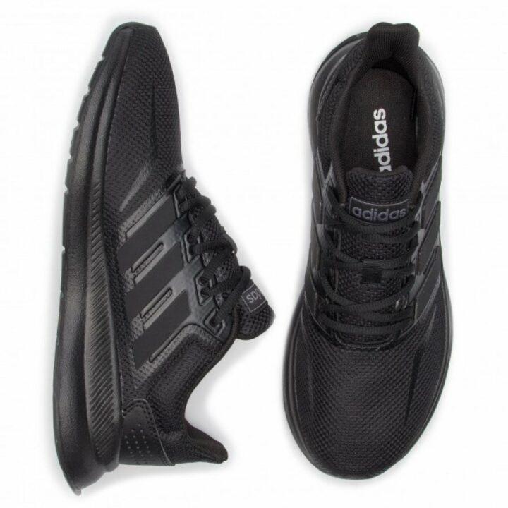 Adidas RUNFALCON fekete futócipő