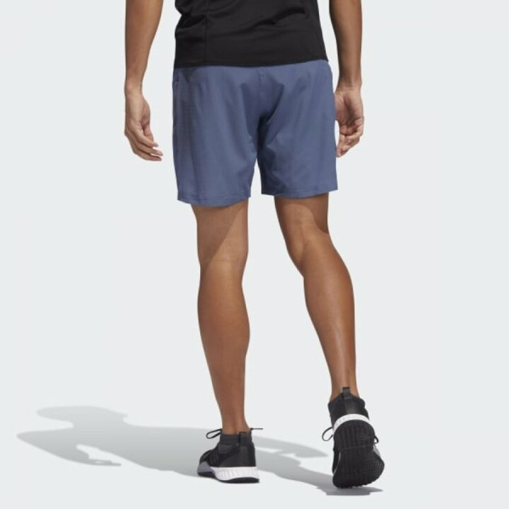 Adidas Supernova kék férfi rövidnadrág