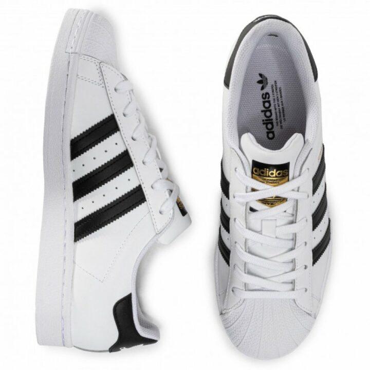Adidas Superstar fehér férfi utcai cipő