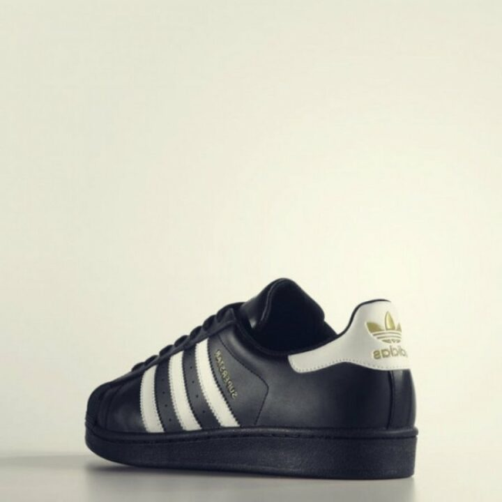 Adidas Superstar Foundation fekete utcai cipő