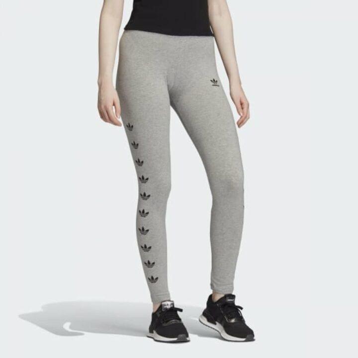 Adidas szürke női training alsó
