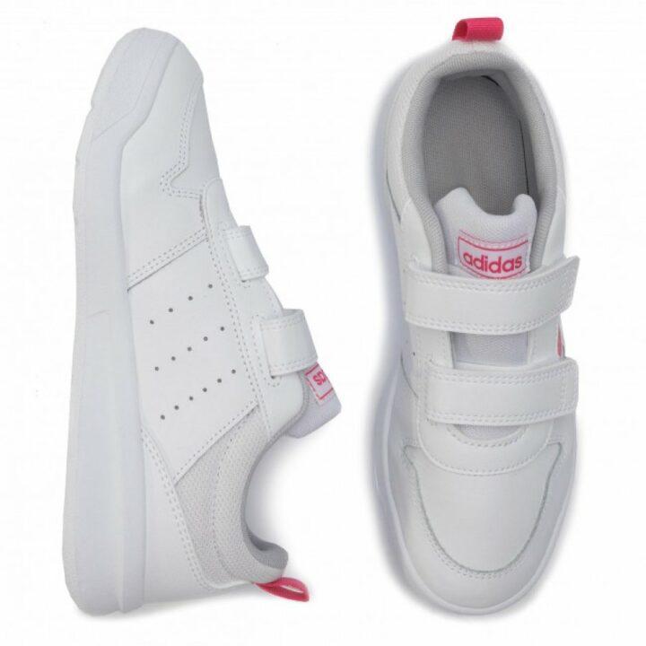 Adidas TENSAUR C fehér lány utcai cipő