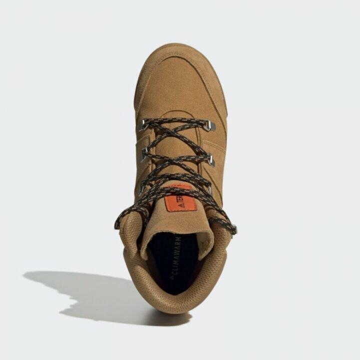 Adidas Terrex Snowpitch CW barna bakancs