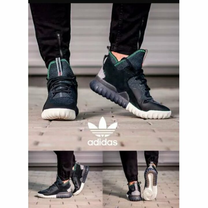 Adidas Tubular X szürke férfi utcai cipő