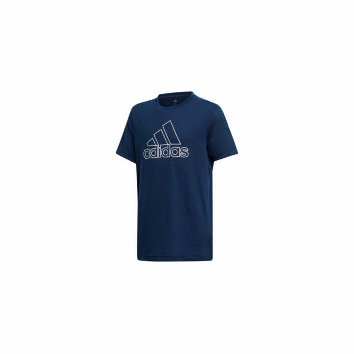 Adidas YB TR Prime kék póló
