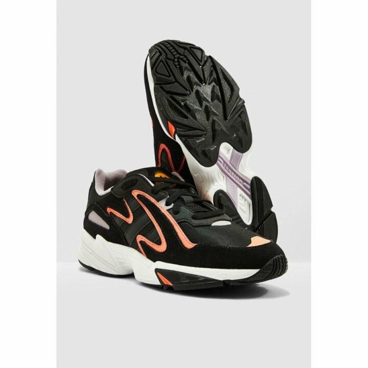 Adidas Yung-96 Chasm fekete férfi utcai cipő
