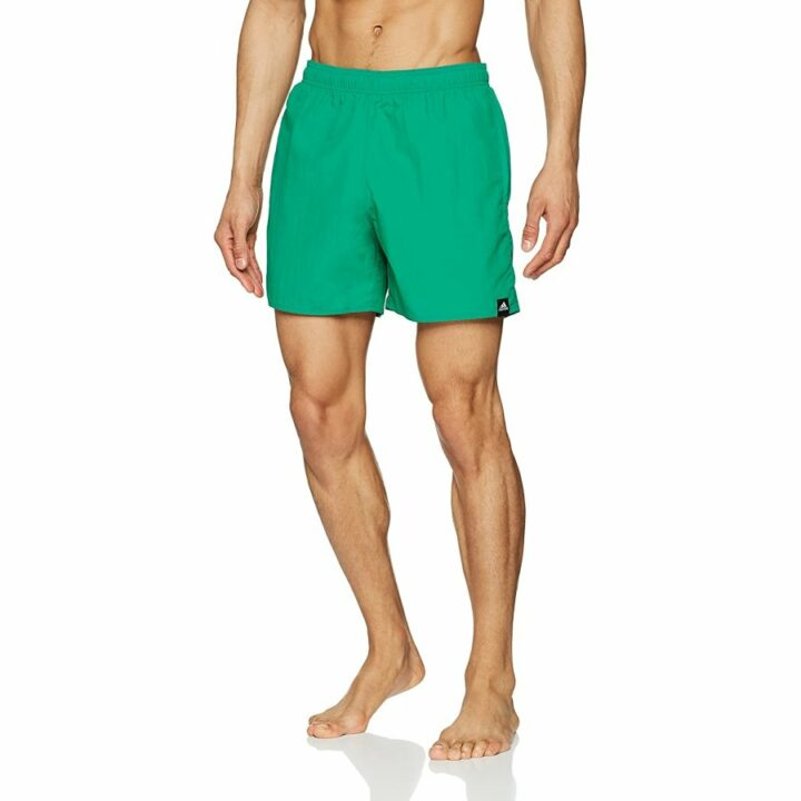 Adidas zöld férfi rövidnadrág