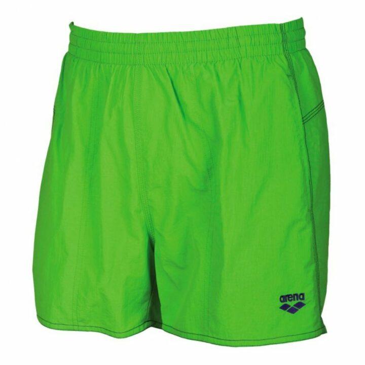 Arena zöld férfi rövidnadrág