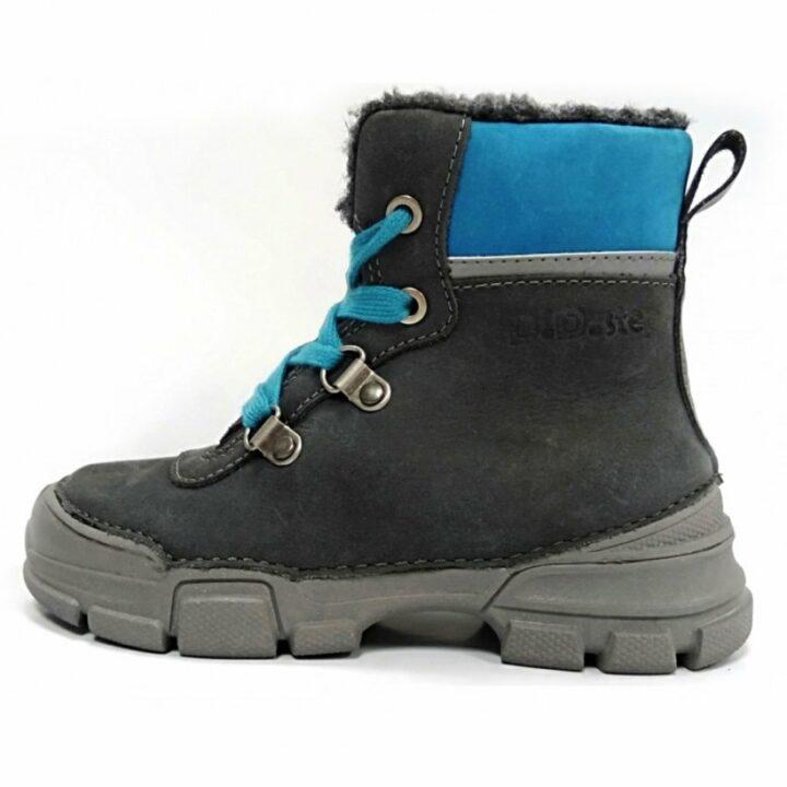 D.D Step bundás szürke utcai cipő