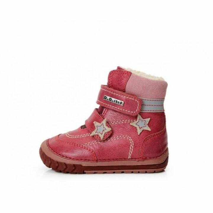 D.D Step piros lány cipő