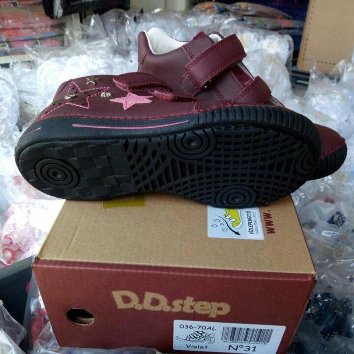D.D Step rózsaszín lány cipő